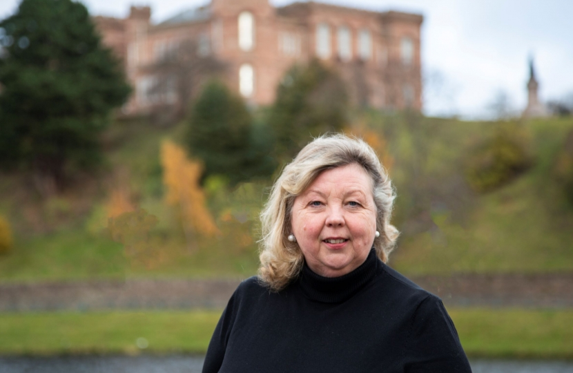 Dr Fiona Fawcett, Scottish Conservative and Unionist Party UK Parliamentary Candidate