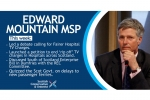 Campaign by Edward Mountain MSP for Fairer Hospital TV Charges