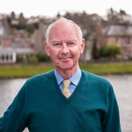 Peter Saggers, Highland Councillor for Ward 18, Nairn and Cawdor, Scottish Conservative and Unionist