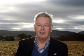John Bruce, Highland Councillor for Ward 20, Badenoch and Strathspey, Scottish Conservative and Unionist